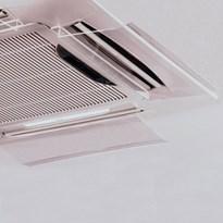 Defletor para Ar Condicionado Cassete 40cm