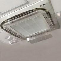 Defletor para Ar Condicionado Cassete 45cm