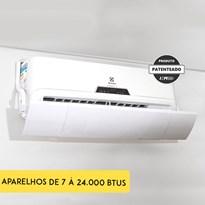 Defletor Para Ar Condicionado Split Universal Ajustável - 7 à 24.000 BTUS