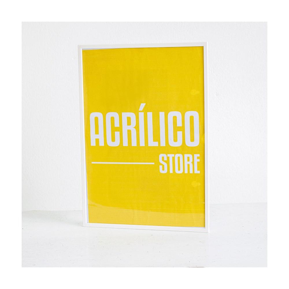 Display Magnético A4