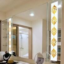 Espelho Decorativo Lotus