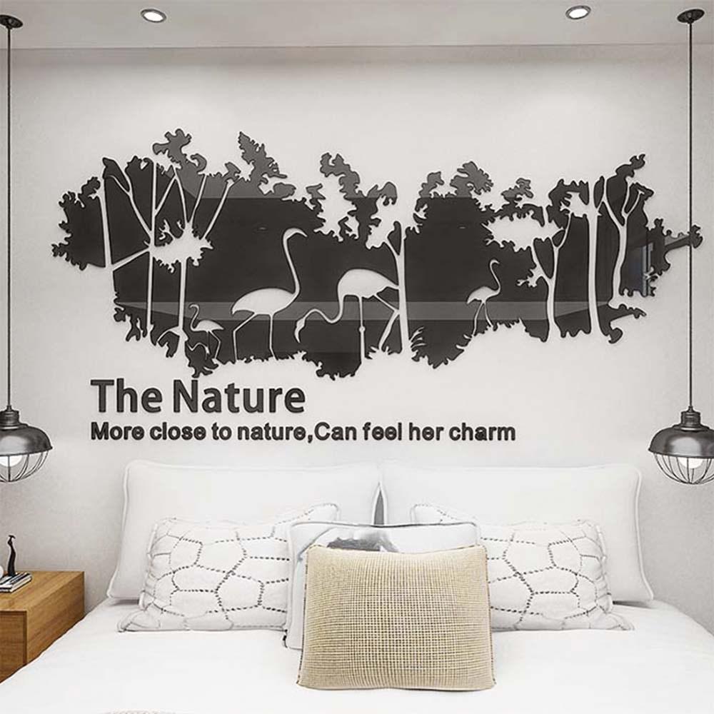 Espelho Decorativo Natureza