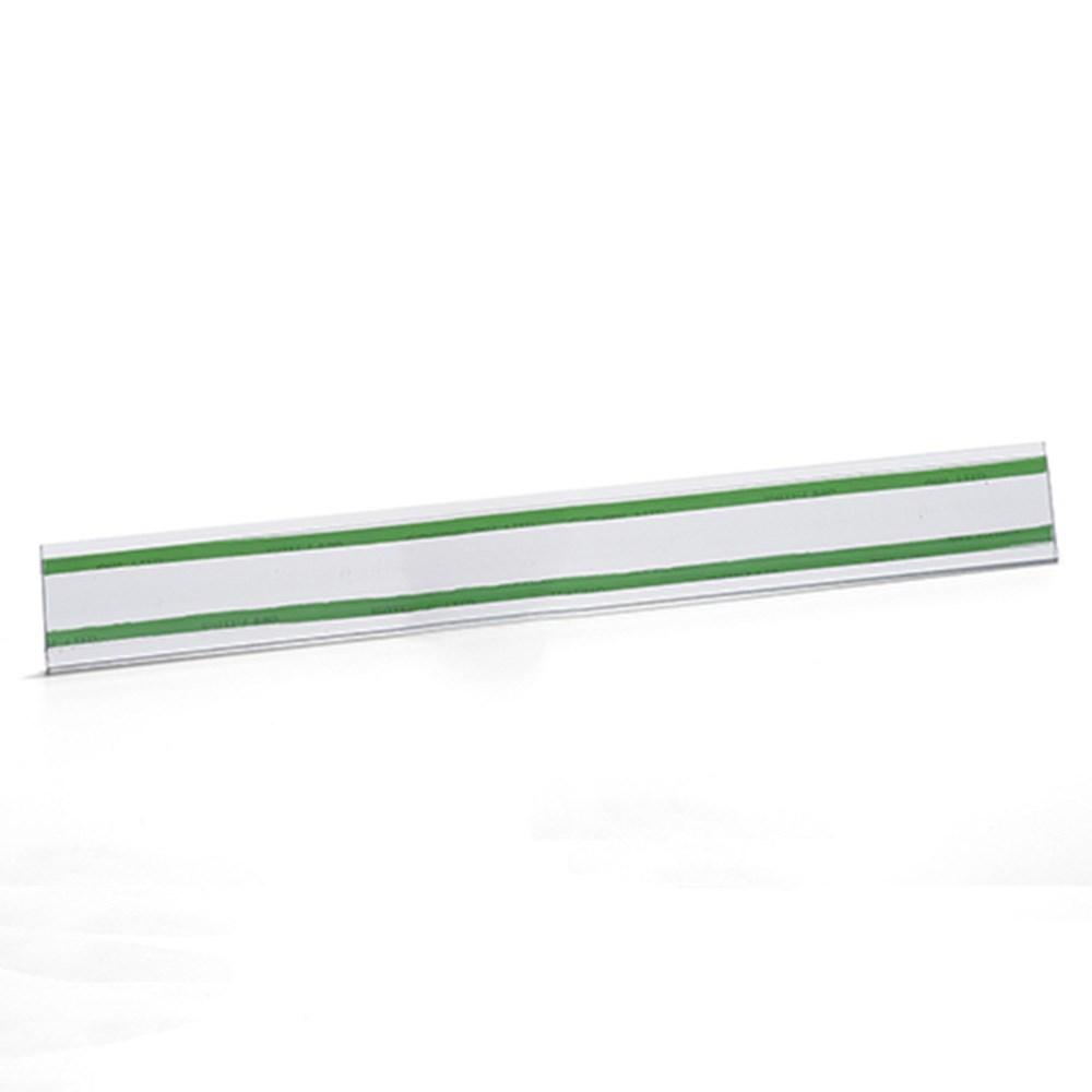 Etiqueta PVC para Gondola Modelo U - 30x3,6cm