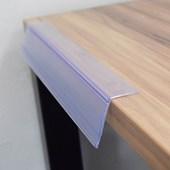 Produto Etiqueta PVC para Prateleira - 30cm