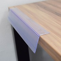 Etiqueta PVC para Prateleira - 30cm