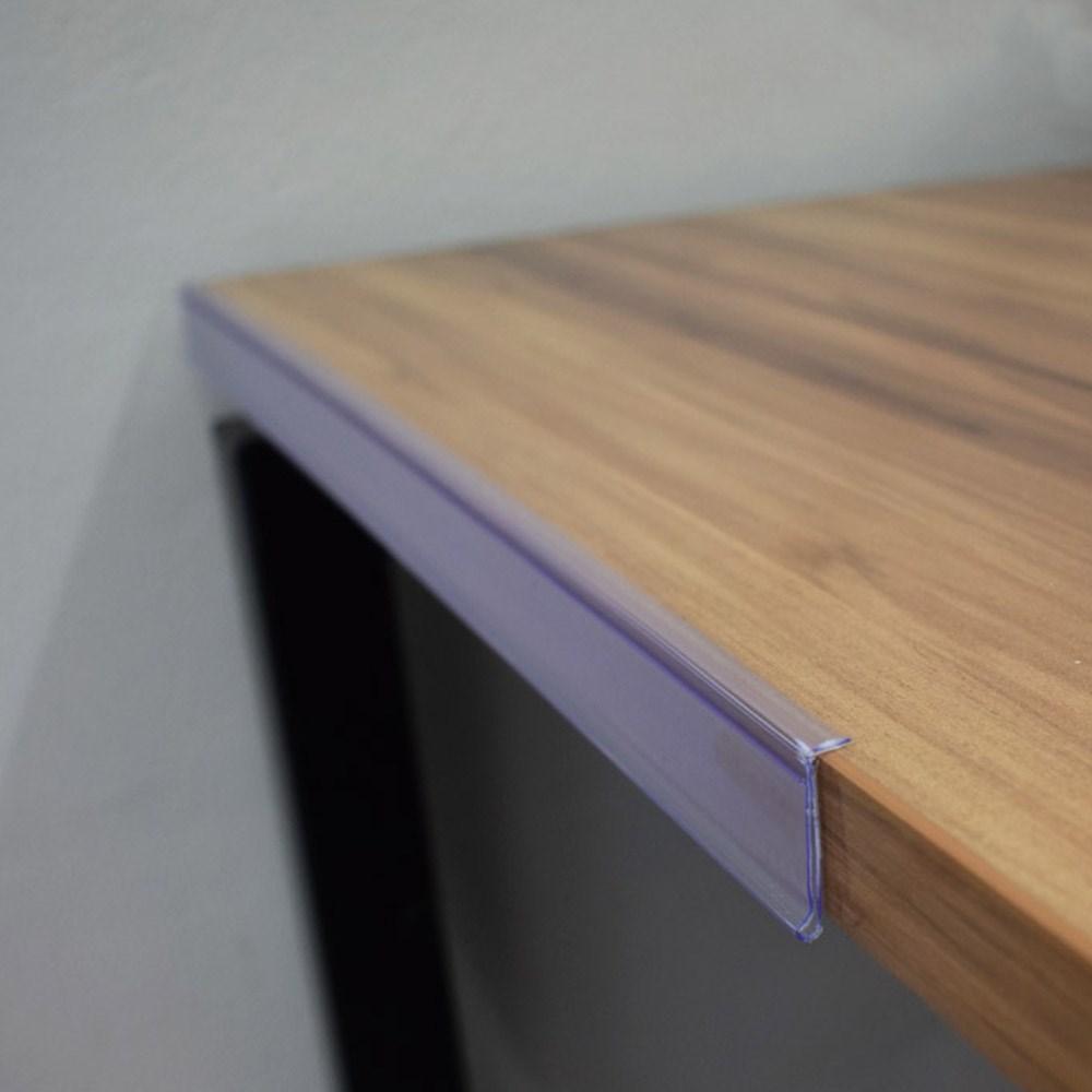 Etiqueta PVC Reta para Prateleira - 50cm