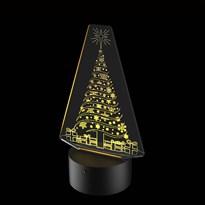 Luminária de Led - Árvore Natalina