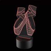 Produto Luminária de Led - Bailarina