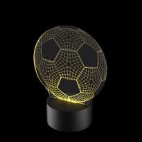Luminária de Led - Bola de Futebol