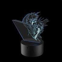 Luminária de Led - Boruto Naruto