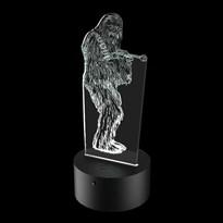 Luminária de Led - Chewbacca Star Wars