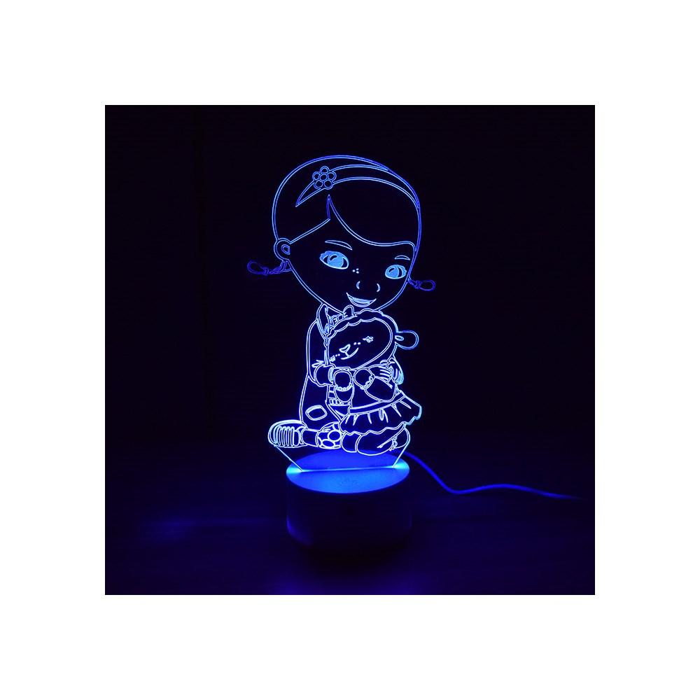 Luminária de Led - Dra Brinquedo