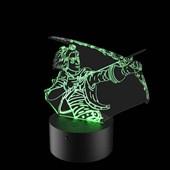 Produto Luminária de Led - Ezreal League Of Legends