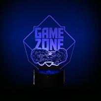 Luminária de Led - Geek Game Zone