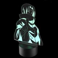 Luminária de Led - Itachi Uchiha Naruto