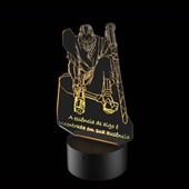 Produto Luminária de Led - Jhin Corpo League Of Legends