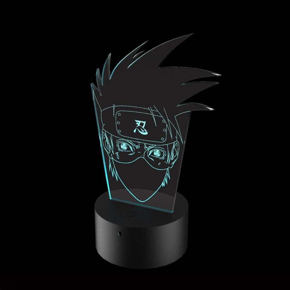 Luminária de Led - Kakashi Naruto