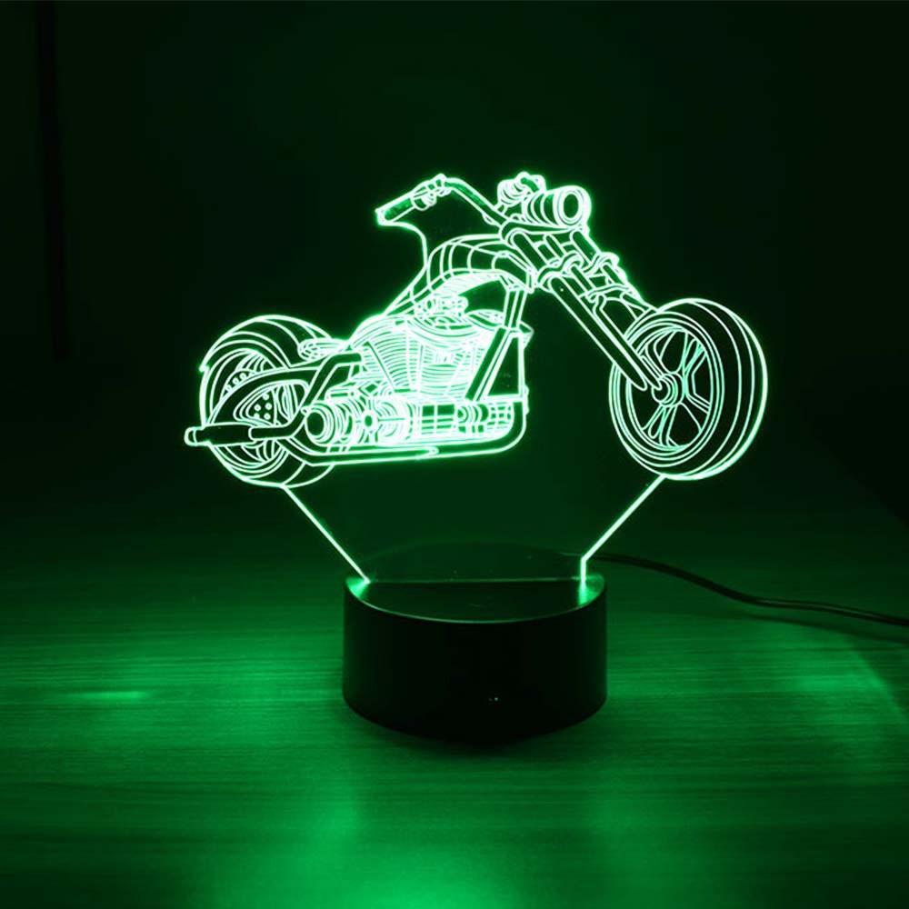 Luminária de Led - Moto