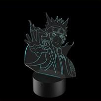 Luminária de Led - Naruto