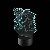Luminária de Led - Naruto Ataque