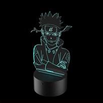 Luminária de Led - Naruto Uzumaki