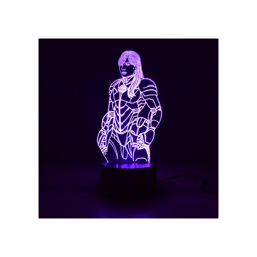 Luminária de Led - Pepper Potts