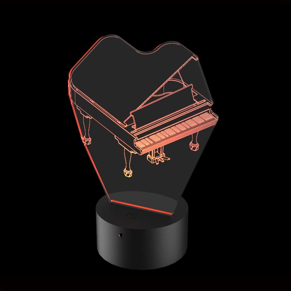 Luminária de Led - Piano