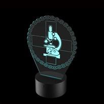 Luminária de Led - Profissão Biomedicina