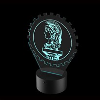 Luminária de Led - Profissão Engenharia