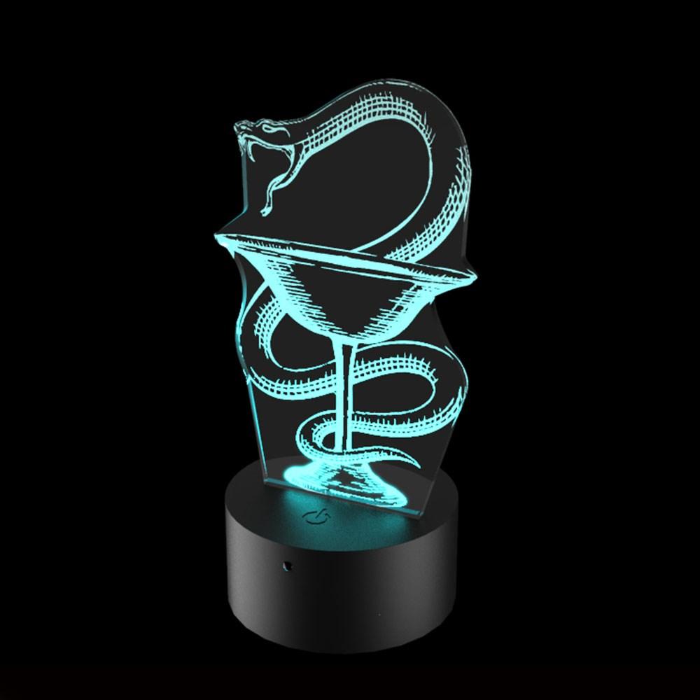 Luminária de Led - Profissão Farmácia