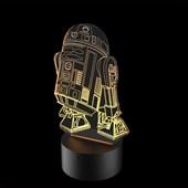 Produto Luminária de Led - RD-2D Star Wars