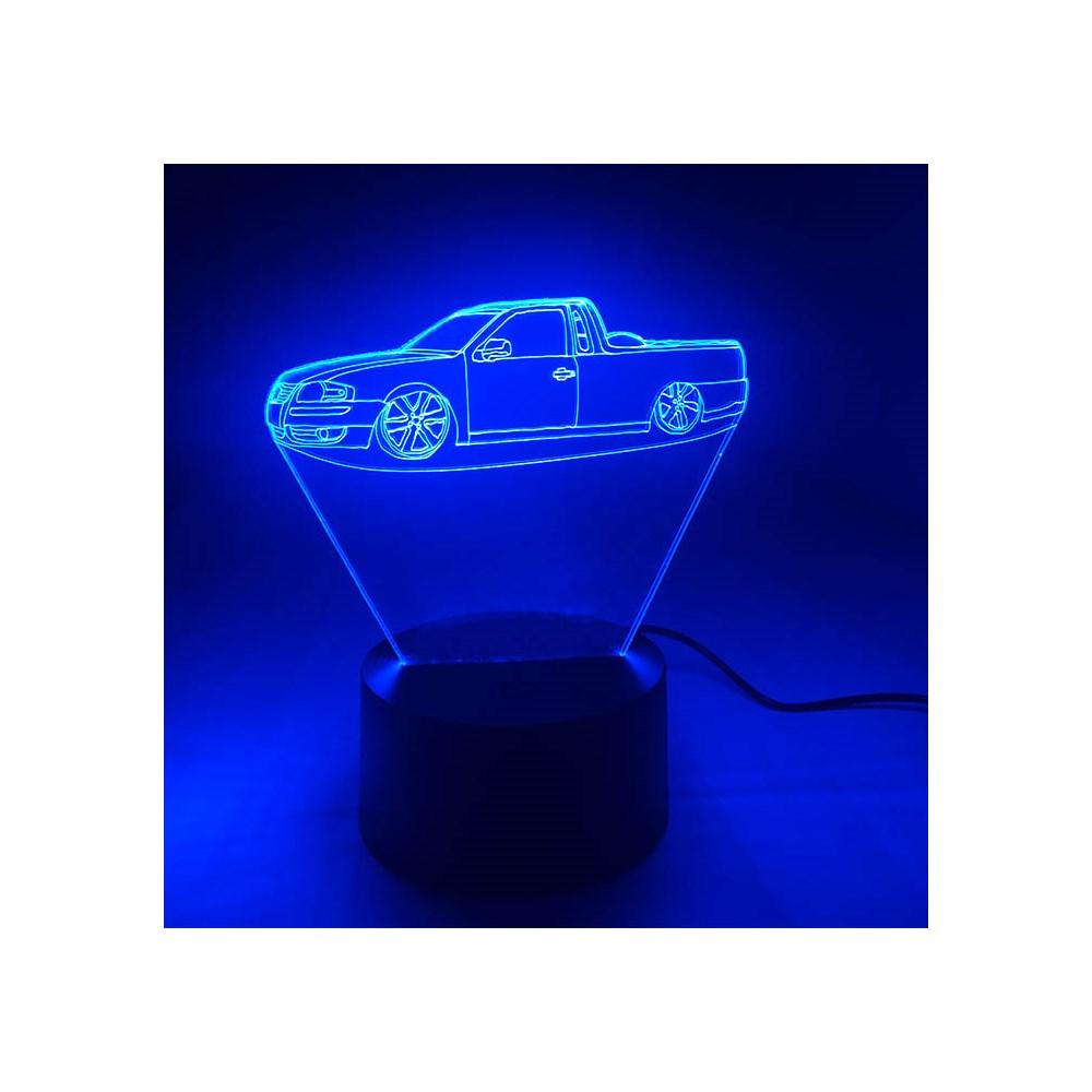 Luminária de Led - Saveiro