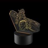 Produto Luminária de Led - Senna League Of Legends