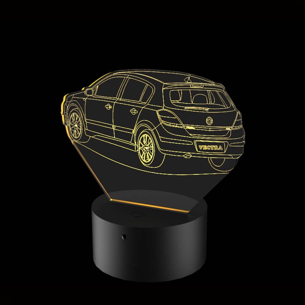 Luminária de Led - Vectra GTX