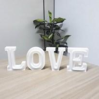 Luminária Letras de LED - Love
