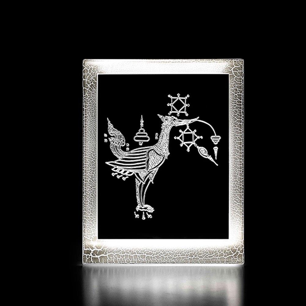 Moldura Decorativa Led - Animal