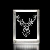 Produto Moldura Decorativa Led - Cervo