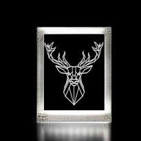 Moldura Decorativa Led - Cervo