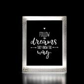 Produto Moldura Decorativa Led - Dreams