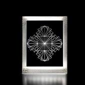 Produto Moldura Decorativa Led - Formas Geométricas