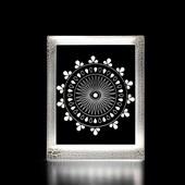 Produto Moldura Decorativa Led - Mandala