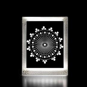 Moldura Decorativa Led - Mandala
