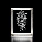 Produto Moldura Decorativo Led - Filtro dos Sonhos