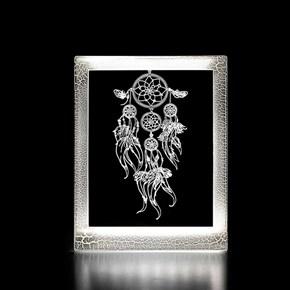 Moldura Decorativo Led - Filtro dos Sonhos