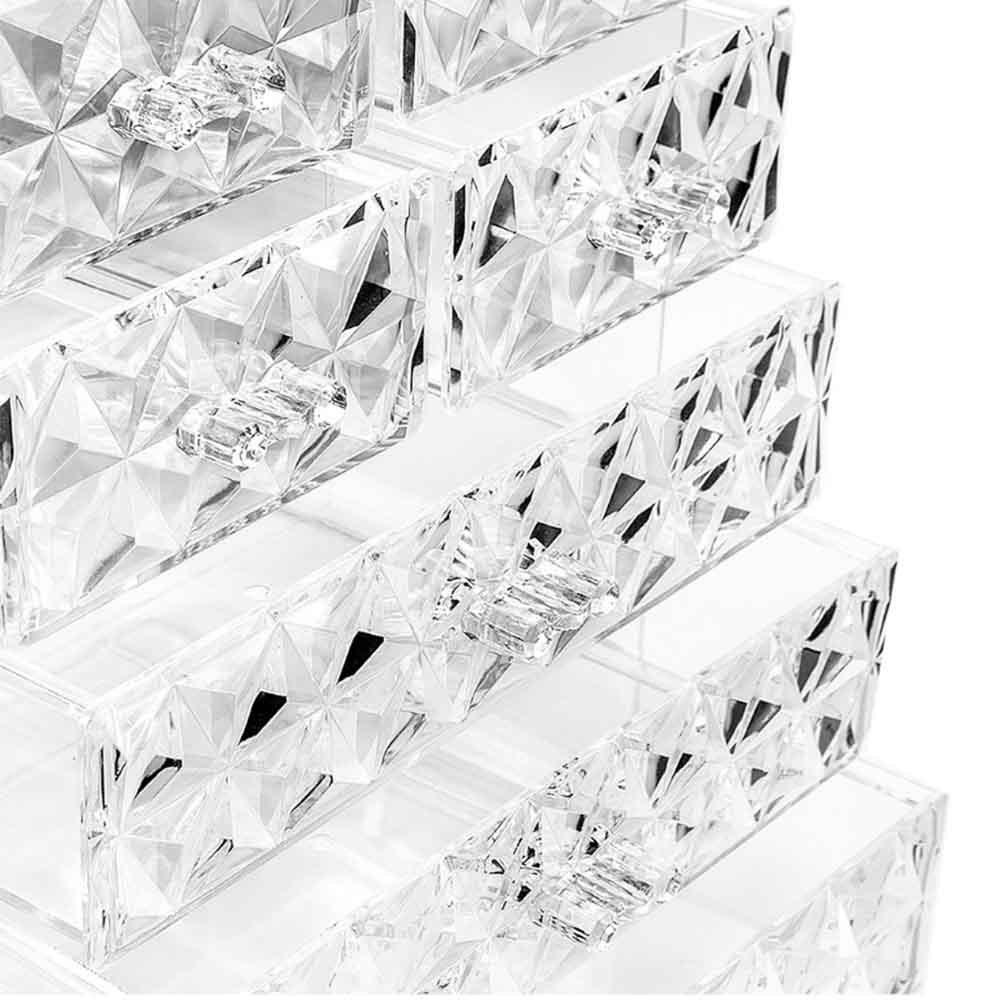 Organizador de Maquiagem Diamond