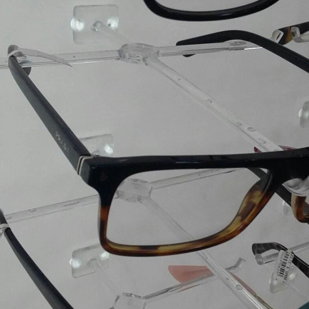 Painel Expositor em Acrílico para Óculos - Tamanho 120X100cm