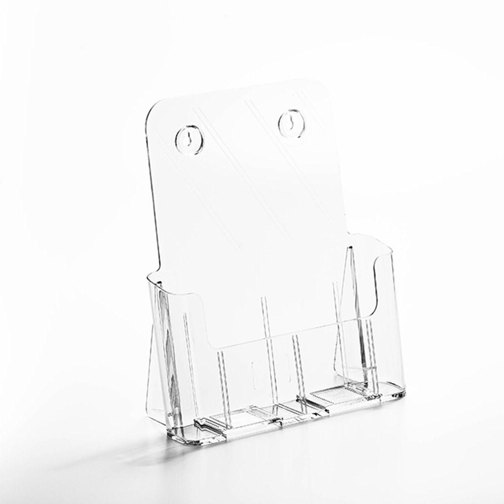 Porta Folheto com Bolsa A4 Vertical (21x30cm)