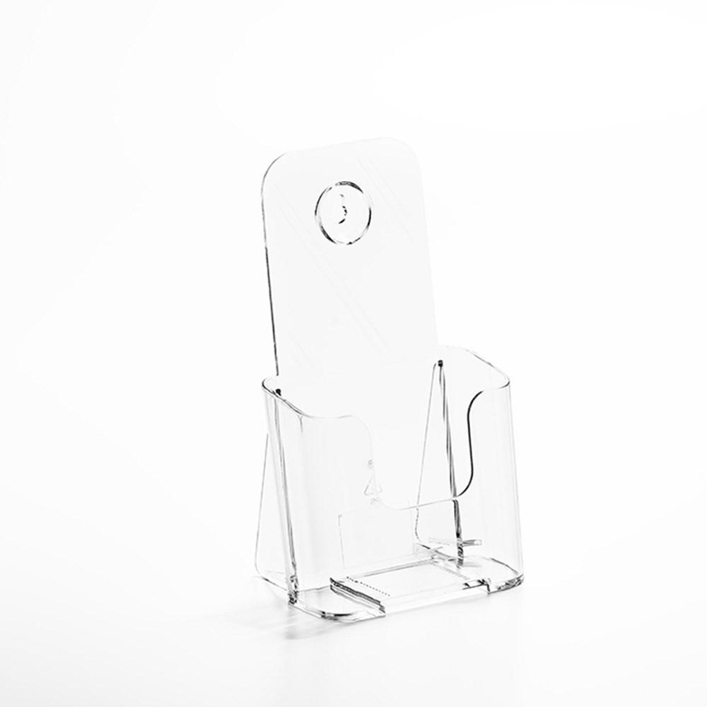 Porta Folheto com Bolsa A6 Vertical (10x15cm)