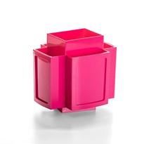 Porta Pincel Giratório Rosa