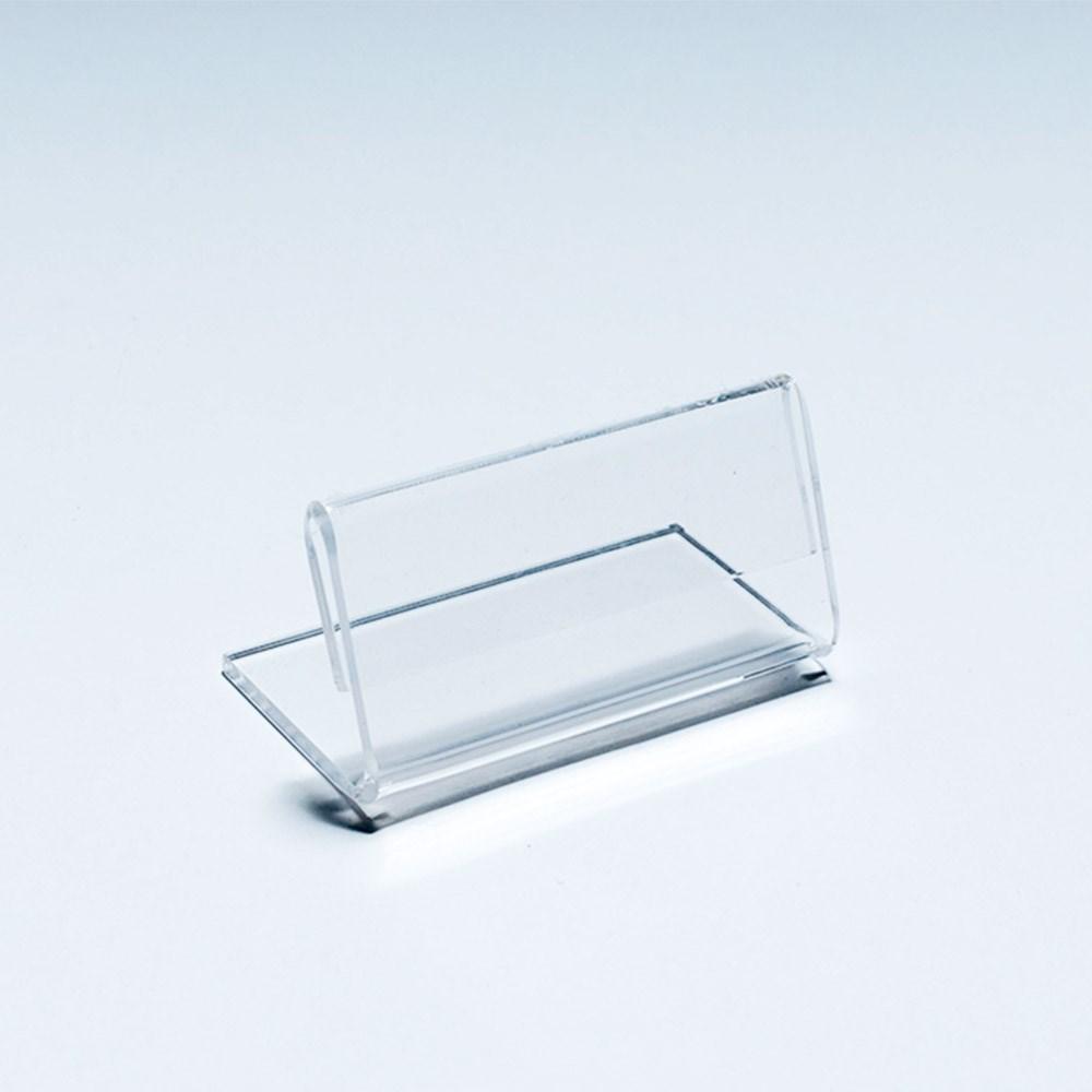 Porta Preço em Acrílico 6x4,5cm